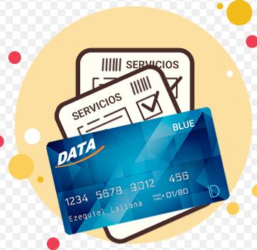 requisitos para la tarjeta data