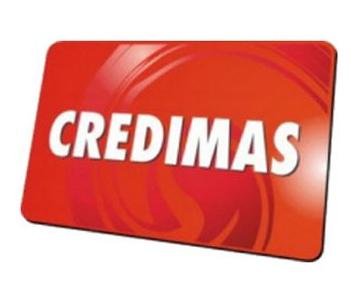resumen de la tarjeta credimas