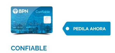 pedir tarjeta confiable