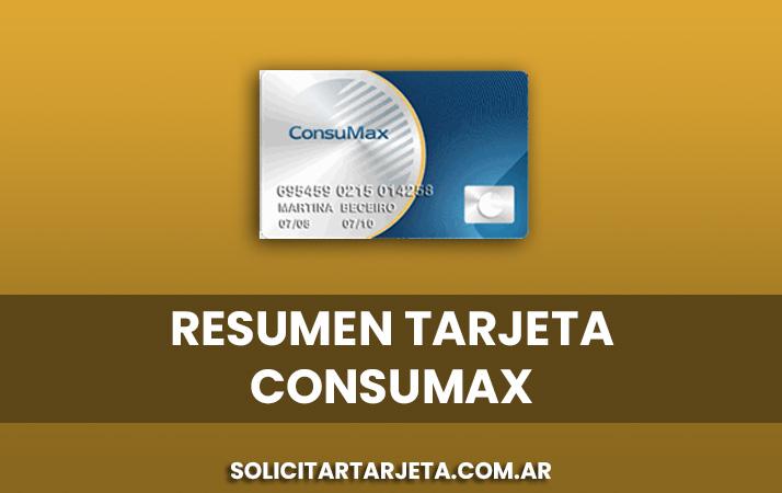 resumen de consumax