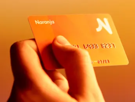 costos de una tarjeta naranja